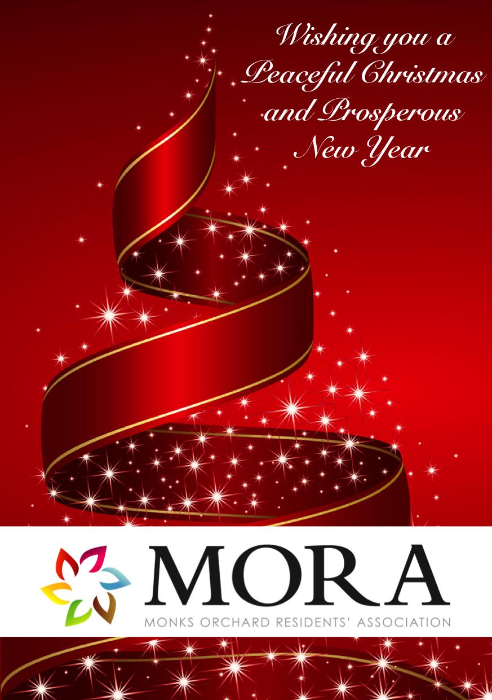 Seasons Greetings Mora