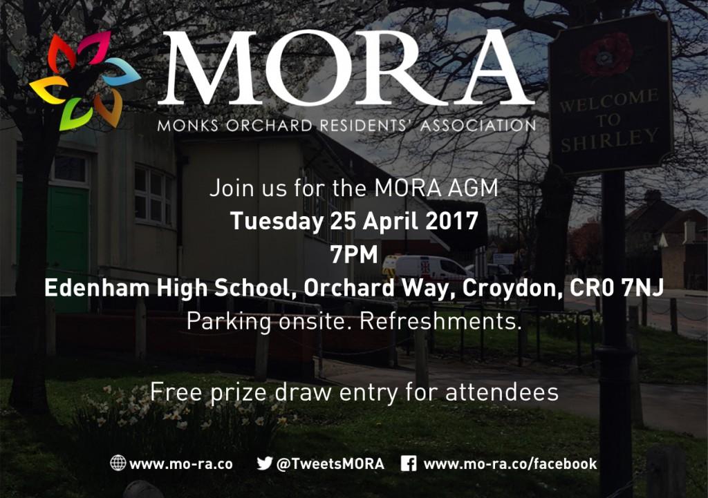MORA AGM 2017