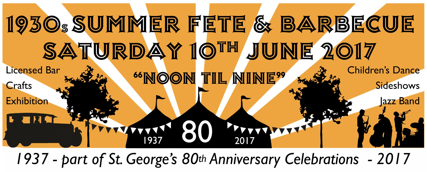 Sumer Fete Poster